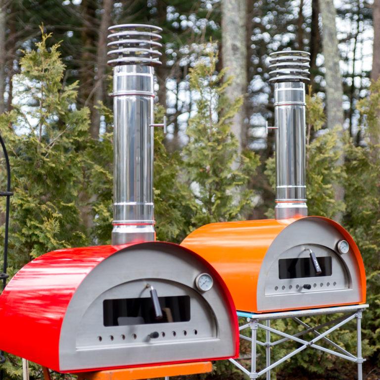 予告! 7月29日 小型のピザ釜『モンタナ エボ』展示実演致します