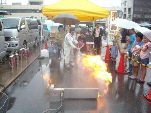 消火体験会を行います!!!